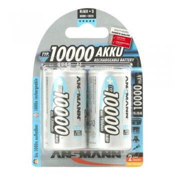 Ansmann Mono D typ 10000 2ks