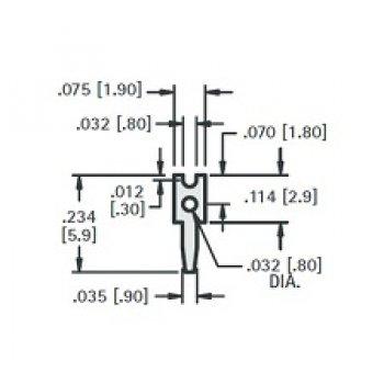 Keystone 1030 testovací bod - obrázek