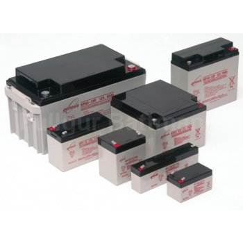 Genesis NP 3,4-12  (12V/3,4Ah - Faston 187) SLA baterie