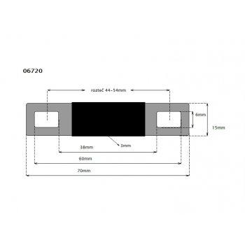 CTM Flachverbinder 26 - 28 - foto