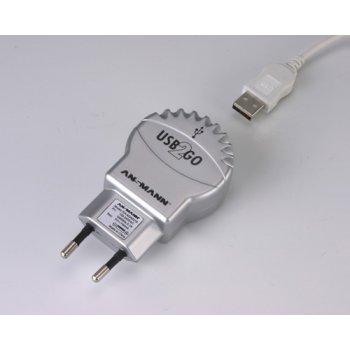 Ansmann USB2GO USB nabíječka - neoriginální