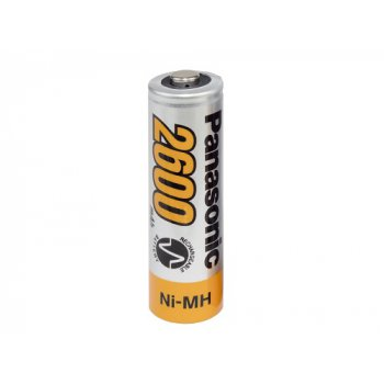 Panasonic HHR-260AAB (NiMh; AA; HR6; 1,2V; 2600mAh; high top)