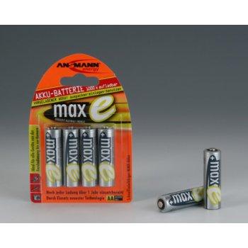 Ansmann Mignon AA 2100mAh maxE 4ks - NiMH maxE AA 4 DE package.jpg