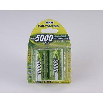 Ansmann Mono D 5000mAh maxE 2ks