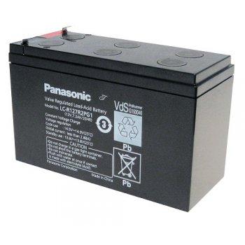 Panasonic LC-R127R2PG1 (12V/7,2Ah - Faston 250) SLA baterie