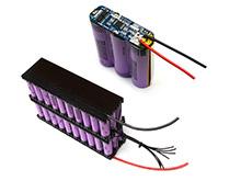 Výroba bateriových sestav